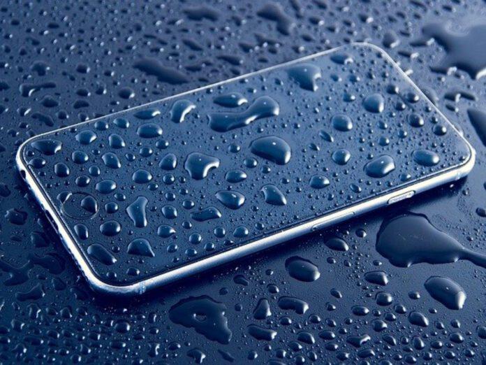 Wodoodporne smartfony