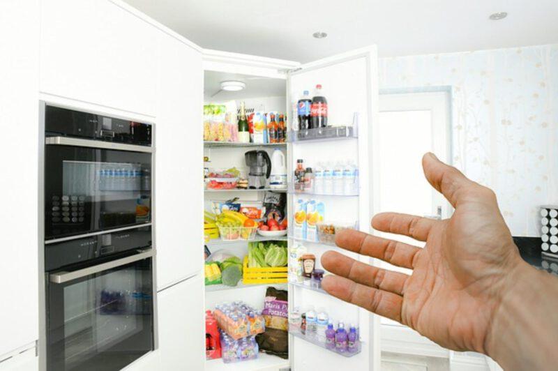 wybór lodówki