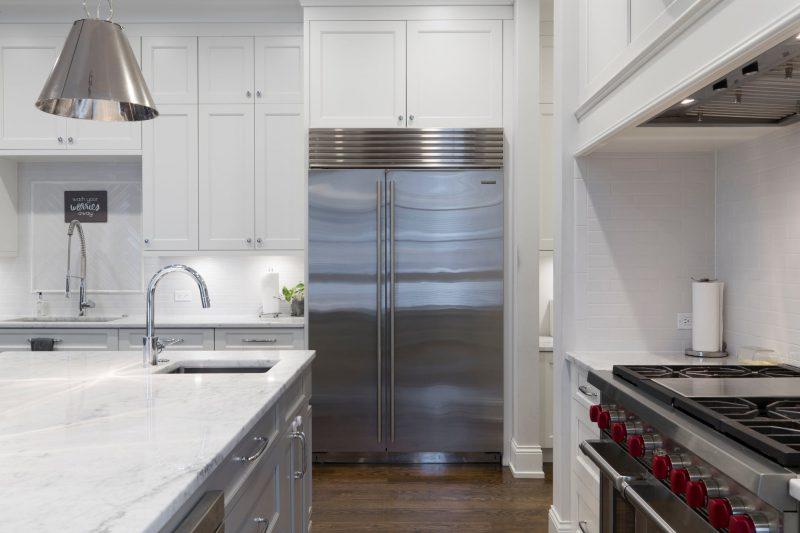 lodówka do kuchni
